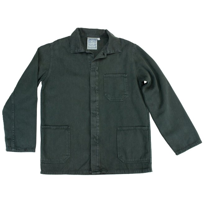 Olympic Jacket in Forest Green