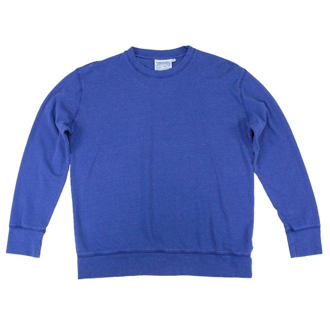 California Sweatshirt in Cobalt Blue