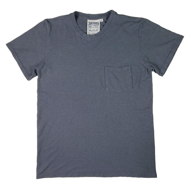 Jung Pocket T-Shirt in Diesel Grey