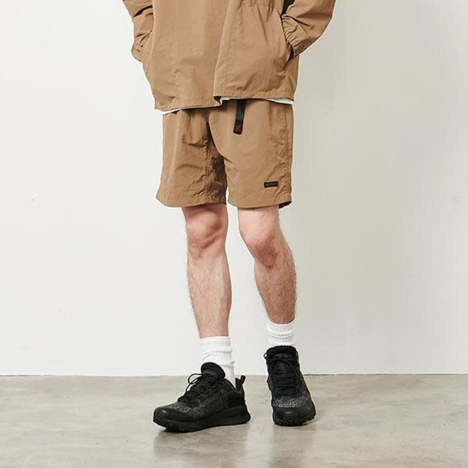 Shell Packable Shorts in Sax
