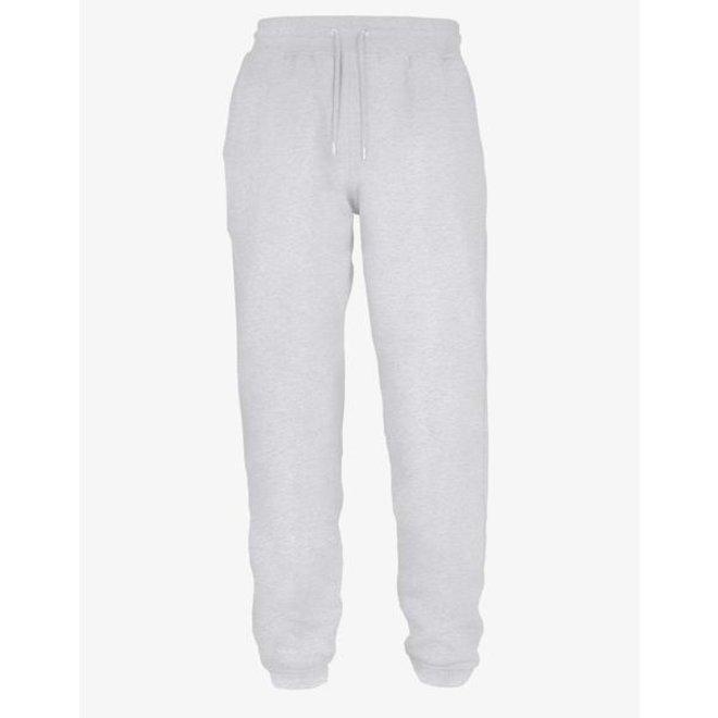 Classic Organic Sweatpants in Snow Melange