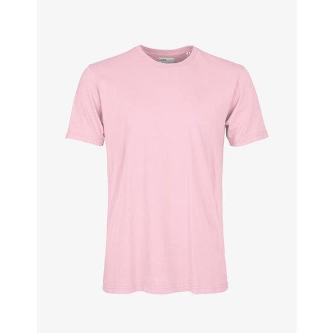 Classic Organic T-Shirt in Flamingo Pink