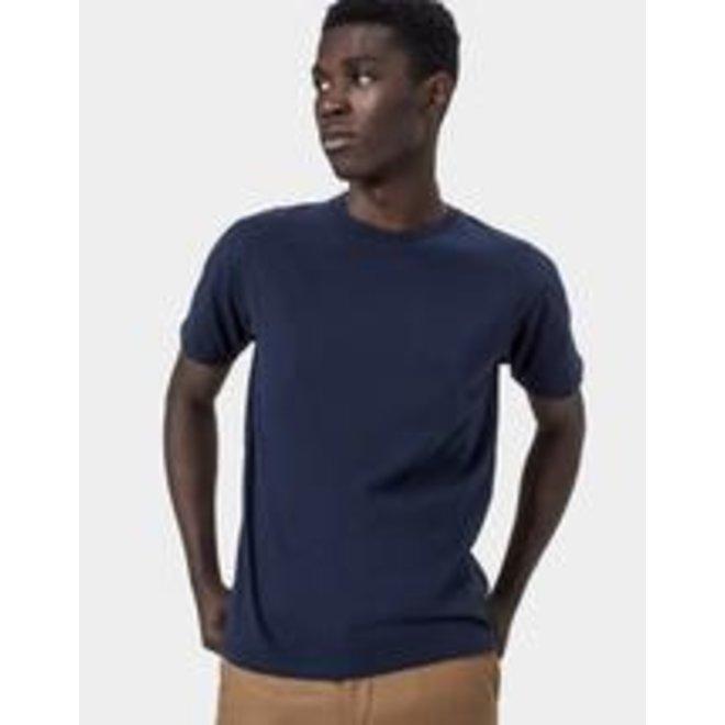 Classic Organic T-Shirt in Navy Blue