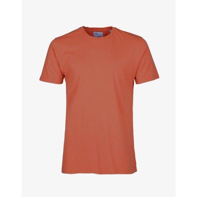 Classic Organic T-Shirt in Dark Amber