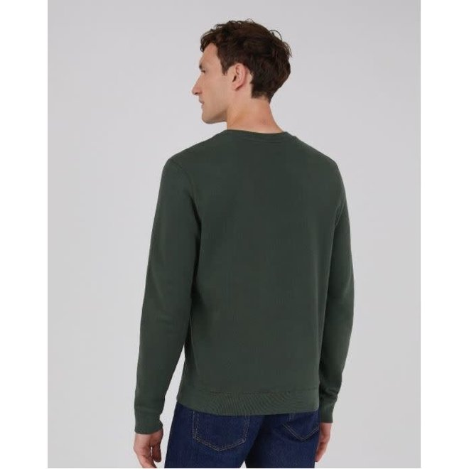 Classic Loopback Sweatshirt in Forest