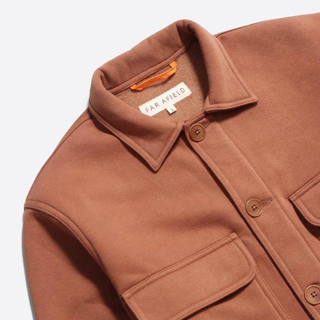 Normsk Jacket in Rawhide