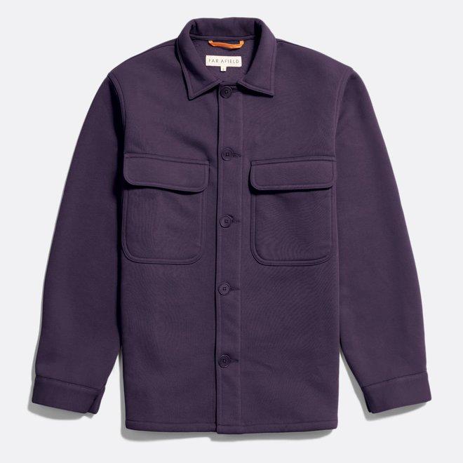 Normsk Jacket in Nightshade