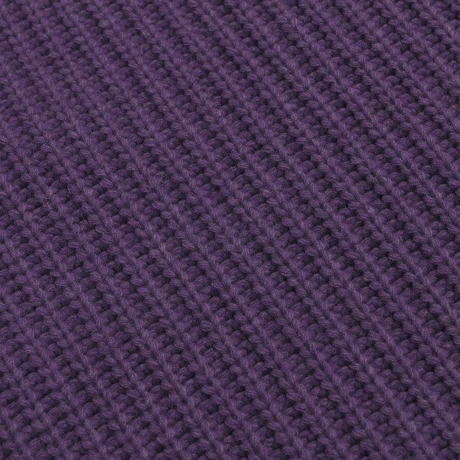 Hamish Ribbed Knit in Nightshade
