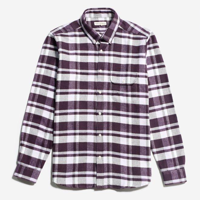 Larry Shirt in Applecross Check