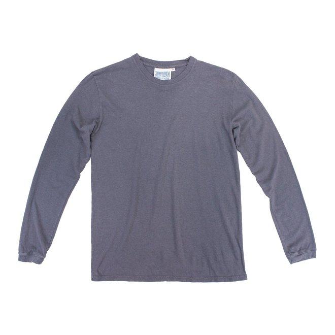 Jung Long Sleeve Tee in Diesel Grey