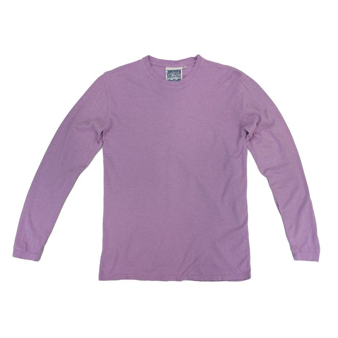Jung Long Sleeve Tee in Dream of Cotton