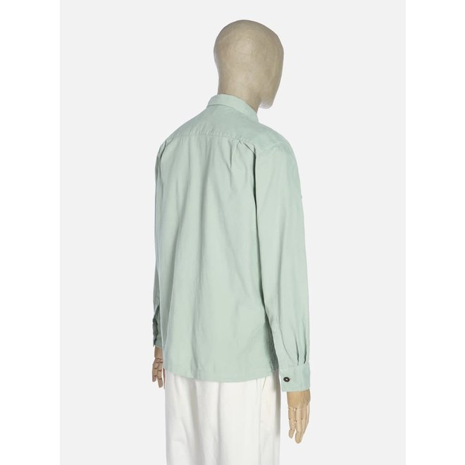 Treck Shirt In Cool Green