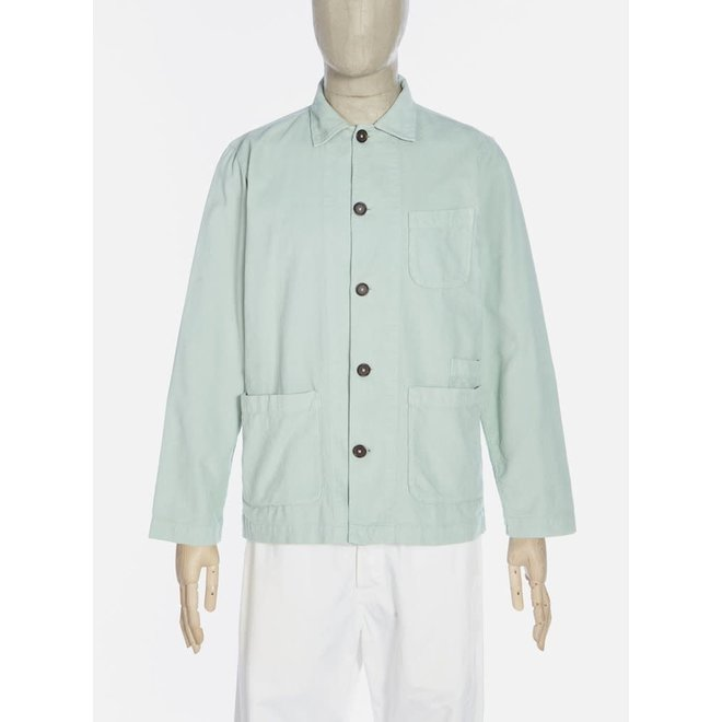 Bakers Overshirt In Cool Green