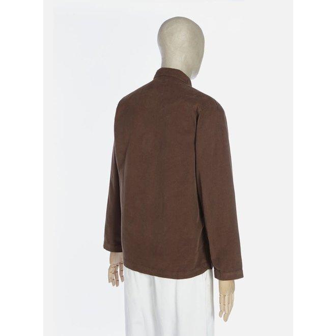 Bakers Overshirt In Light Brown