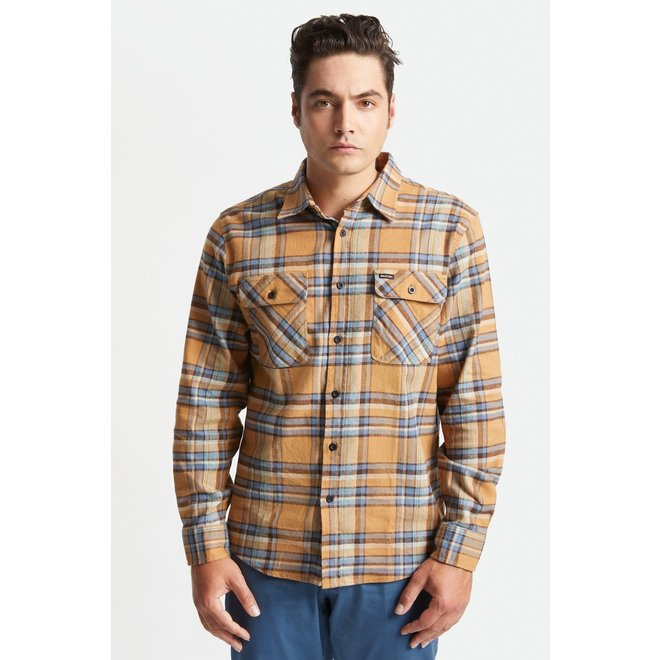 Bowery Flannel Shirt in Lion