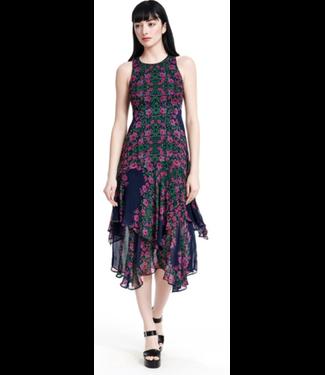 nanette Lepore Garden floral dress
