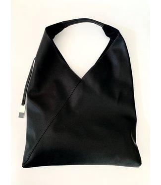 Large Vegan Black Bag