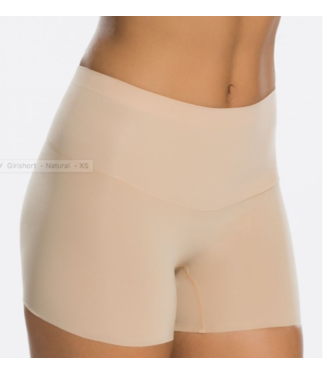 spanx Make My Day Girl Short nude size small