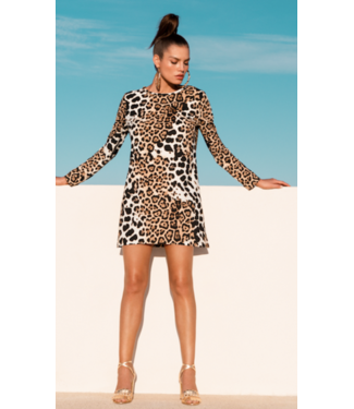 Shan Shan  leopard sheath