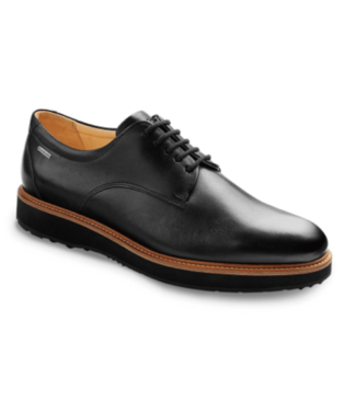 Samuel Hubbard Black gortex rainy shoe
