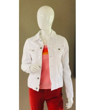 adriano Goldschmied White Denim Jacket