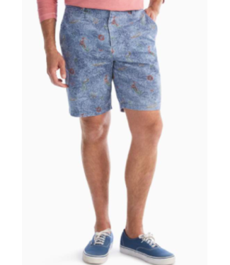 Johnnie-0 Hawaiian short
