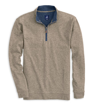 Johnnie O Hickory 1/4 zip pullover