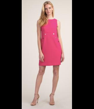 trina turk Fuchsia Heartfelt Dress