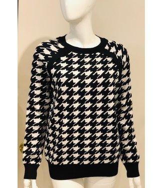 sen Herringbone sweater