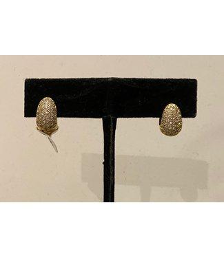 Theia Petite Huggie Earring