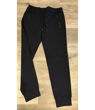 patrick assaraf Dark Navy Leisure Pant