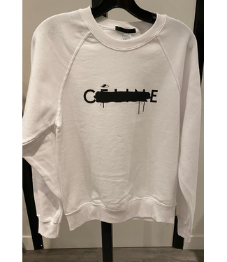 sjf Celine Cross Sweatshirt