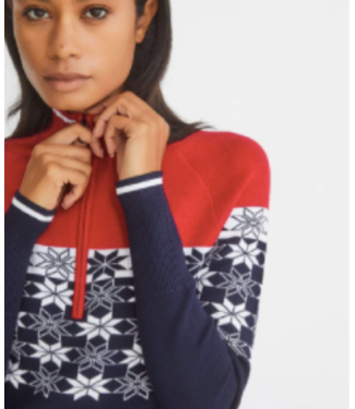 alp N Rock Tricolor Monika Sweater