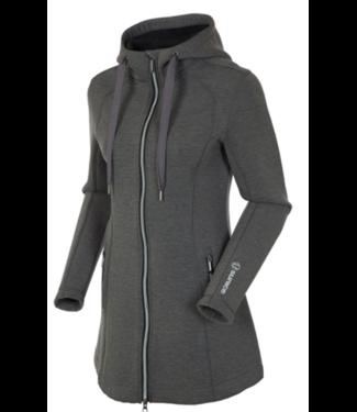 Sunice Bobbie Grey Long Bonded Coat