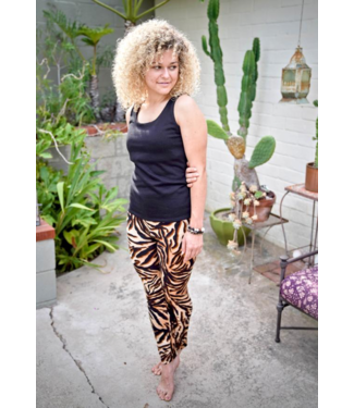 kay celine Tiger legging