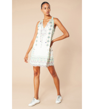 hale Bob Ivory Simone Dress