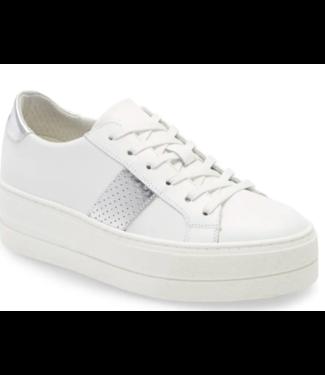 Bos & Co Maison white platform sneaker