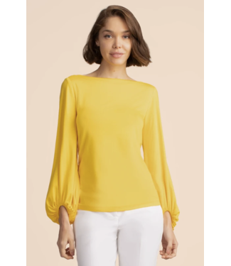trina turk Daline Top in Daffodil