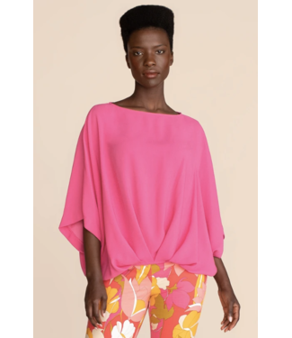 trina turk Coralline Top in Passionfruit
