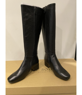 Gentle Souls Tall Black Leather Boots