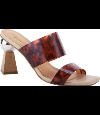 Azura Tourtise Shell Sandal