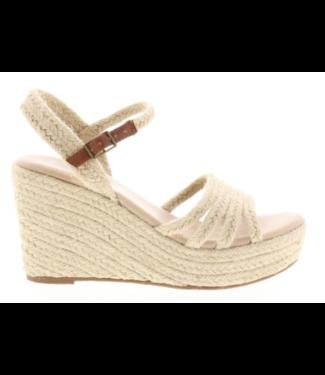 Sbicca Natural Jute Platform Sandal