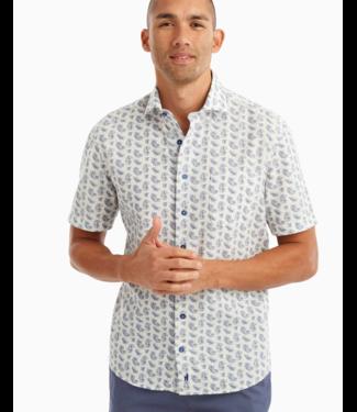 White Maud Branch Shirt