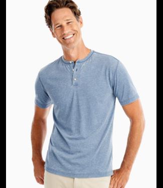 Marshall Short Sleeve Laguna Blue