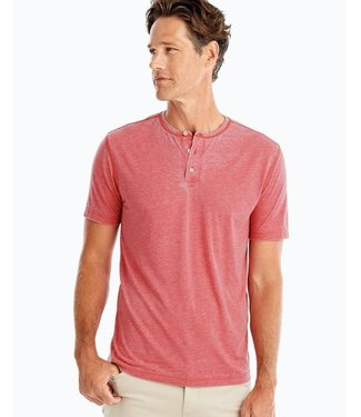 Marshall Short Sleeve Malibu Red
