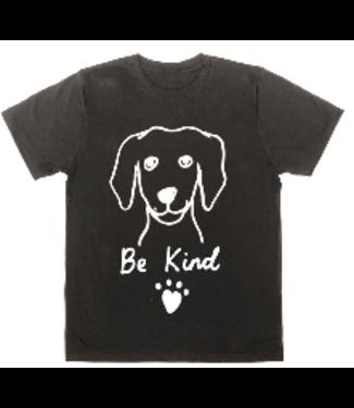 sjf Be Kind Black T