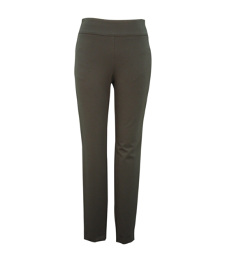 Up Green Ponte Ankle Pant