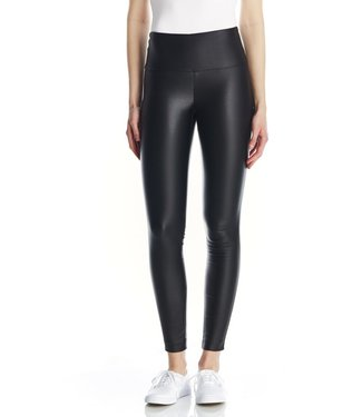 Tyler Madison Vicky Black Waxed 30in Pant