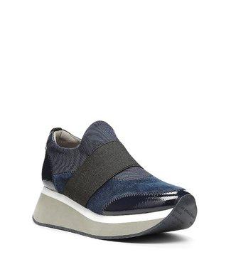 Donald Pliner Pelham Sneaker Dark Blue