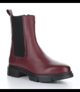 Bos & Co Lock Chelsea Waterproof Boot Bordo